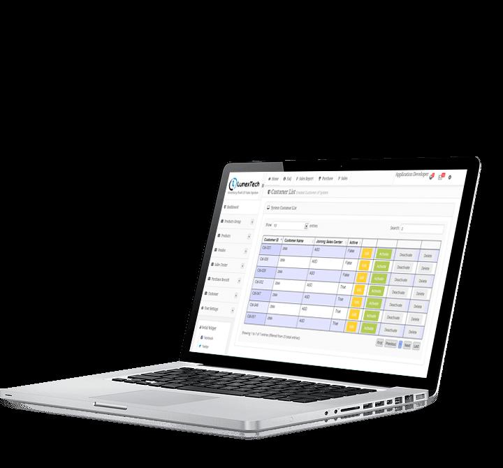 Software Development at lumex