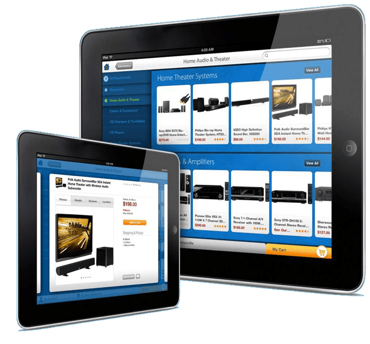 Web Design and Developmetn at LumexTech